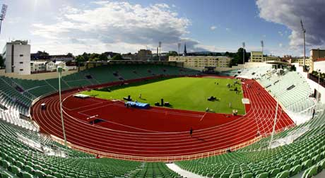 Nye Bislett Stadion kan få mesterskap i fremtiden. (Foto: Håkon Mosvold Larsen / SCANPIX)