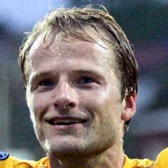 Bård Borgersen fikk sitt tredje gule mot Glimt og ser siste serierunde fra tribunen. Foto: Lise Åserud / SCANPIX