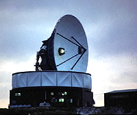Globus II radaren i Finnmark