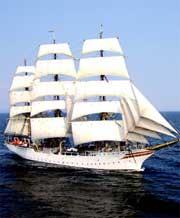Sørlandet (Foto: Tall Ships Races/Fredrikstad kommune)