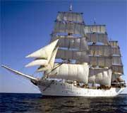 Christian Radich (Foto: Tall Ships Races/Fredrikstad kommune)