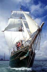 Asgaard II (Foto: Tall Ships Races/Fredrikstad kommune)