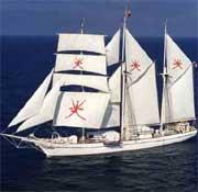 Shabab Oman (Foto: Tall Ships Races/Fredrikstad kommune)