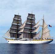 Mircea (Foto: Tall Ships Races/Fredrikstad kommune)