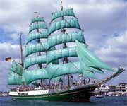 Alexander von Humboldt (Foto: Tall Ships Races/Fredrikstad kommune)