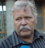 Jan Grini er hovedtillitsvalgt for de ansatte ved Union i Skien. Foto: NRK