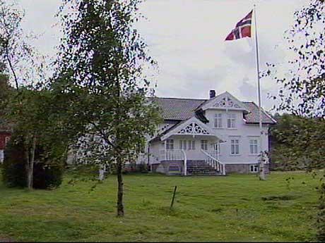 Hesthagen gård - Inntjore Grimstad (foto: NRK Sørlandet)