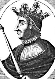 Kong Frederik 1. Illustrasjon: Wikipedia Commons