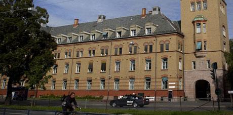 Den lille gutten døde på Ullevål sykehus i mars. Foto: Scanpix