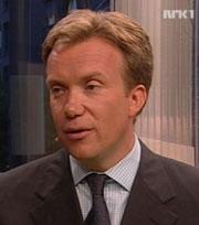 Børge Brende - Foto: NRK