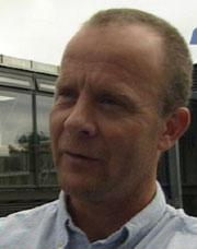 Ansattes representant i styret, Jarle Halvorsen, tilhørte mindretallet på tre. (Foto:NRK)