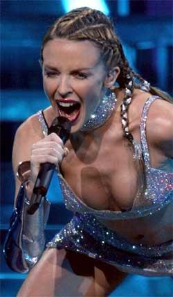 Kylie Minogues sykdom har satt fokus på brystkreft. Foto: Ap/ Scanpix