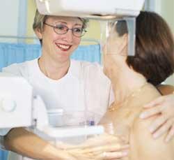 Mammografi er populært «down under». Foto: Ullevål Universitetsykehus