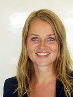 Marte Thorsby, leder i IFPI, kjente ikke til den nye muligheten i MSN Messenger. Foto: Advokatfirmaet Grette.