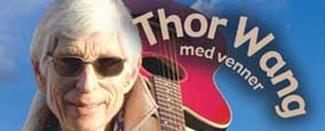 Thor Wang med ny plate