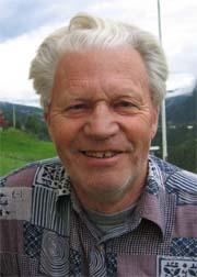 Tidligere ordfører Knut Haug i Ål.