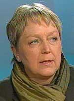 Unni Steinsmo. Foto: NRK.