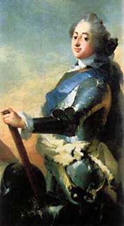 Kong Frederik 5. Kilde: Wikipedia Commons