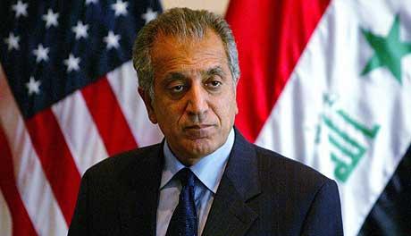 Zalmay Khalilzad. (Foto: Reuters/Scanpix)