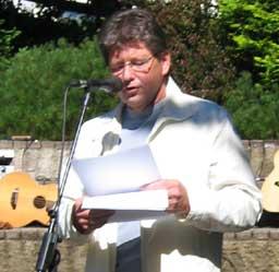 Reidar Sandal. Foto Terje Gilleshammer NRK