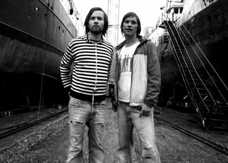 Store briter som Velvet Underground, The Who, Rolling Stones, Love og The Byrds står Fernets-hjertene nært. (Foto: Daniel Andre Andersson)