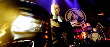 Ikke så likt Tom Waits som tidligere, mener vår anmelder. Foto: Paal Audenstad.