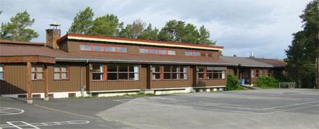 Dalsbygda skole kan bli nedlagt. Foto: Joar Elgåen