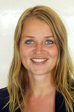 IFPI-sjef Marte Thorsby lover at VG-listene skal bli mer representative i framtida. Foto: Advokatfirmaet Grette.