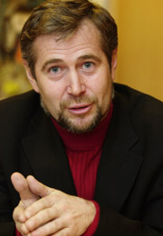 Arne Johannessen. Foto: Erlend Aas/Scanpix