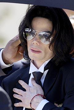 Michael Jackson får igjen anklager rettet mot seg om seksuelle overgrep. Foto: Lucas Jackson, Reuters / Scanpix.