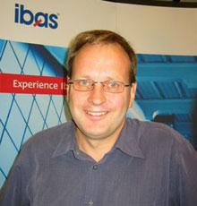 Administrerende direktør, Bjørn Arne Skogstad har grunn til å smile. (Foto: Vera Wold, NRK)