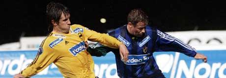 Lillestrøm og Stabæk møtes i cupens kvartfinale søndag. (Foto: Tor Richardsen / SCANPIX)
