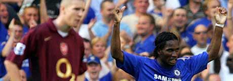 Didier Drogba. (Foto: AFP / SCANPIX)