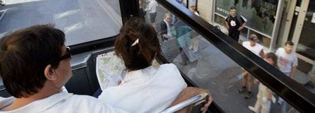 Mange turisters første møte med Oslo blir preget av åpenlys narkohandel og prostitusjon. Foto: Heiko Junge, Scanpix.