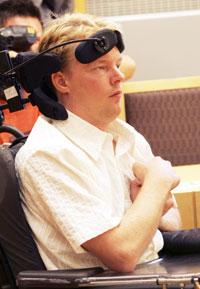 Kjetil Rusvik. Foto: Morten Holm, Scanpix