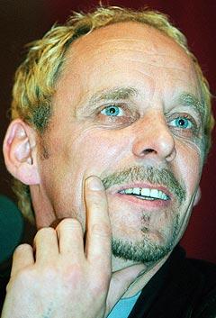 Rune Rudberg måtte gå fra dansebandet Scandinavia etter å ha vært involvert i en narkosak. Foto: Berit Roald, Scanpix.