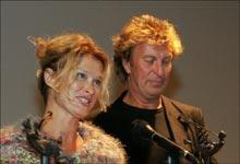 Lena Endre er snart aktuell i sin ektemann Richard Hoberts nye film. (Foto: Scanpix)