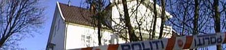 Mannen ble skutt i sitt hjem på Stikla Gård (Foto: Stephan Ries, NRK)