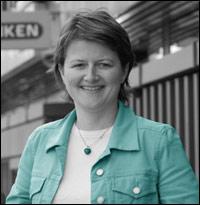 Ellen Dokk Holm Foto: Postbanken