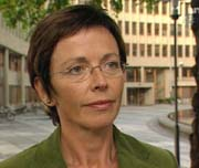 Torild Skogsholm. (Foto: NRK)