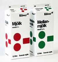 TO LITER ARLA: Ytringsfriheten skal ikke byttes bort for to liter melk, mener danske Venstre.