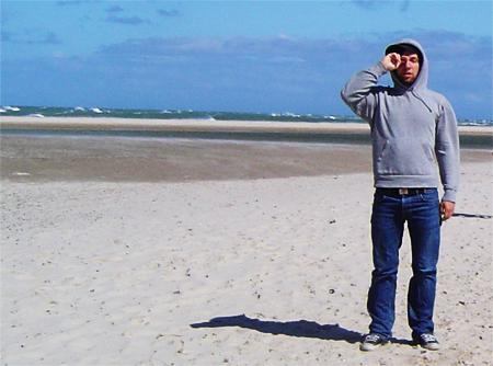 "Eivind Bøe er ukas urørte artist med prosjektet ""Beneath her parachute""."