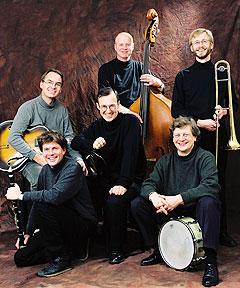 Caledonia Jazzband er et av ensemblene som bidrar. Foto: Promo.