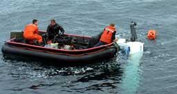 Foto: KNM Narvik, Sjøforsvaret