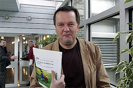 SVs næringspolitiske talsmann Inge Ryan.(Foto:Scanpix)