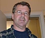 Leder for uteteamet i Drammen, Ronald Pedersen.