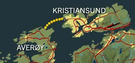 Atlanterhavstunnelen (Grafikk: NRK)