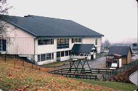 Røldal barnehage. Arkivfoto: Odda kommune