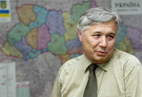 Jurij Jekanurov blir ny ukrainsk statsminister. (Foto: AFP/Scanpix)