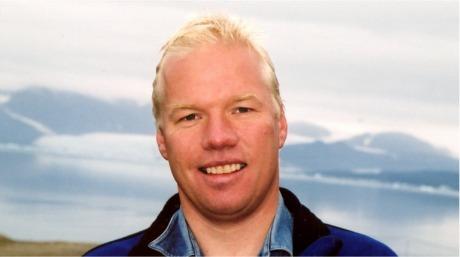Breforsker Geir Vatne. Foto: Ivar Grydeland